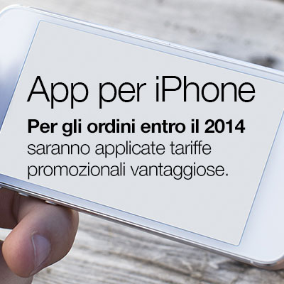 Shin Design Renzullo App per iPhone tariffe 2014